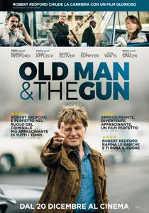 OLD MAN & THE GUN