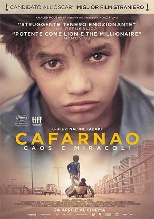 CAFARNAO – Caos e miracoli