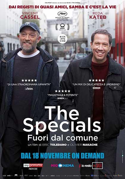 THE SPECIALS – FUORI DAL COMUNE